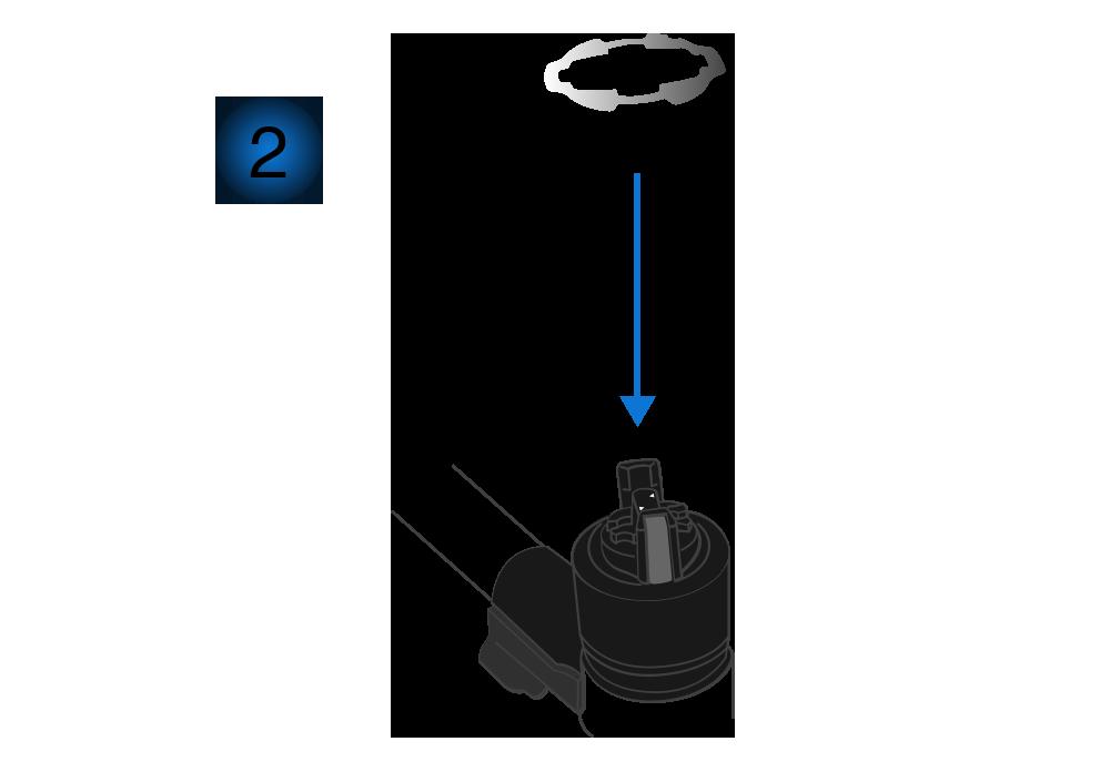 Propeller-guide